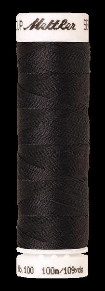 Nähgarn 100 Meter, Farbe:1008, Amann Seralon, Polyester