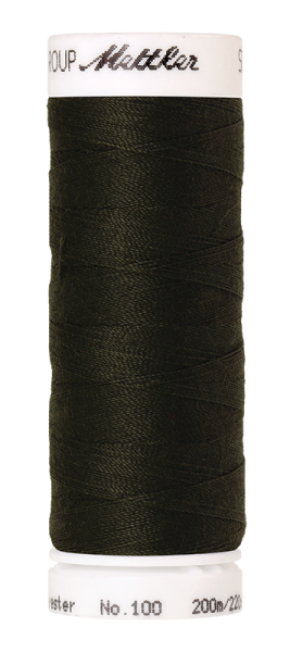 Nähgarn 200 Meter, Farbe:0719, Amann Seralon, Polyester