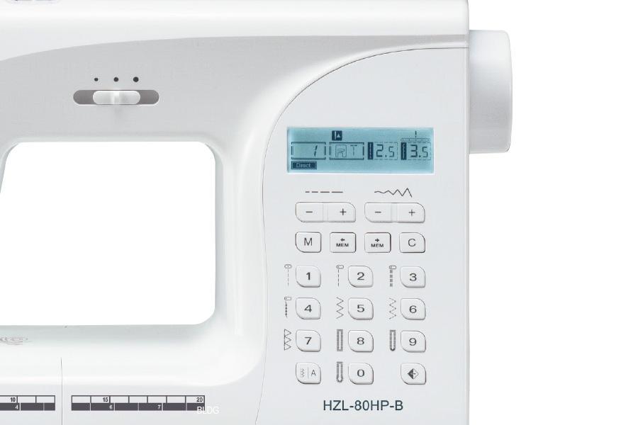 H80-Bedienlemente