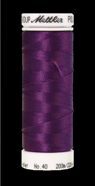 Stickgarn 200 Meter, Farbe:2810, Amann Poly Sheen