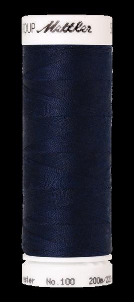 Nähgarn 200 Meter, Farbe:1465, Amann Seralon, Polyester