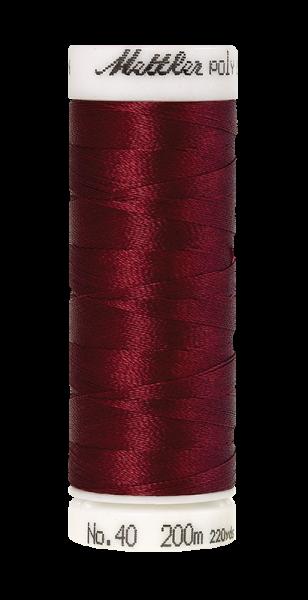 Stickgarn 200 Meter, Farbe:2022, Amann Poly Sheen
