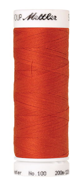 Nähgarn 200 Meter, Farbe:0450, Amann Seralon, Polyester