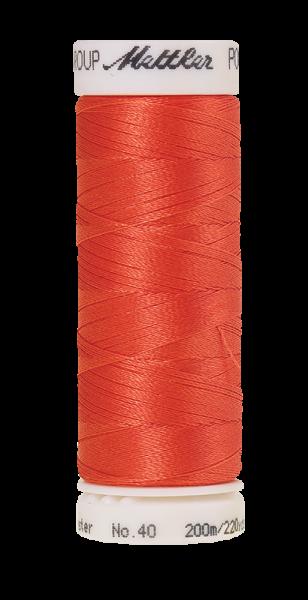 Stickgarn 200 Meter, Farbe:1521, Amann Poly Sheen