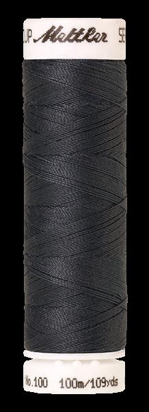 Nähgarn 100 Meter, Farbe:0878, Amann Seralon, Polyester