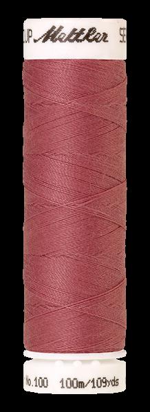 Nähgarn 100 Meter, Farbe:0867, Amann Seralon, Polyester