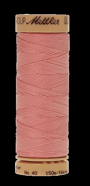 Nähgarn 150 Meter, Farbe:0646, Mettler Quilting, Baumwolle/Polyester, 2fach gewachst 10er Pack
