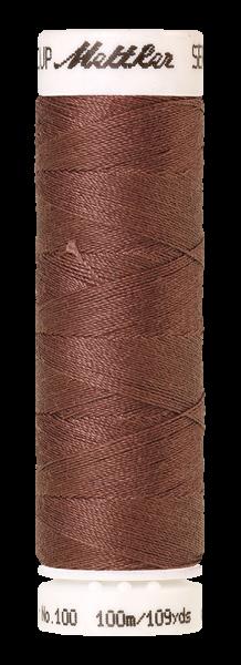Nähgarn 100 Meter, Farbe:0296, Amann Seralon, Polyester