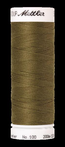 Nähgarn 200 Meter, Farbe:0666, Amann Seralon, Polyester