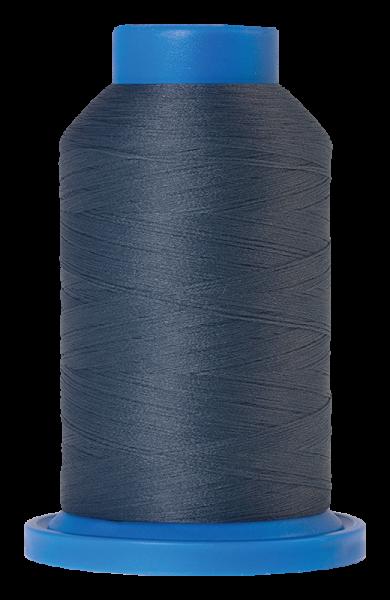 Bauschgarn 1000Meter, Seraflock, jeans blau, Farbe: 5022