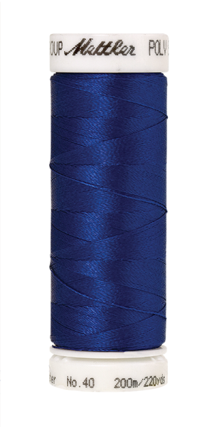 Stickgarn 200 Meter, Farbe:3335, Amann Poly Sheen