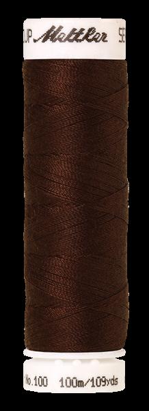 Nähgarn 100 Meter, Farbe:0175, Amann Seralon, Polyester