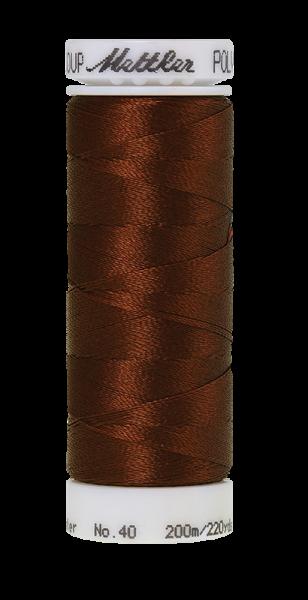 Stickgarn 200 Meter, Farbe:1344, Amann Poly Sheen