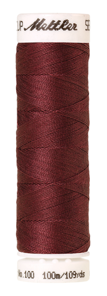 Nähgarn 100 Meter, Farbe:0204, Amann Seralon, Polyester