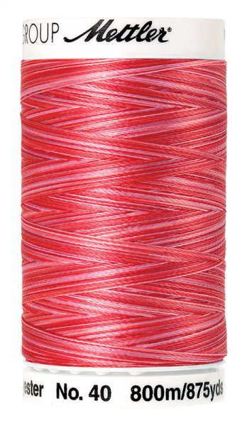 Stickgarn 800 Meter, Farbe:9405, Amann Poly Sheen Multi