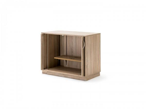 STACK Einschub-Türen Möbel mit Sockel