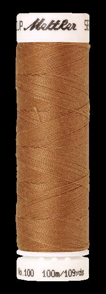 Nähgarn 100 Meter, Farbe:0261, Amann Seralon, Polyester