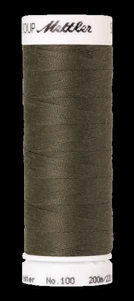 Nähgarn 200 Meter, Farbe:0732, Amann Seralon, Polyester