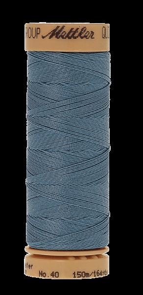 Nähgarn 150 Meter, Farbe:0901, Mettler Quilting, Baumwolle/Polyester, 2fach gewachst